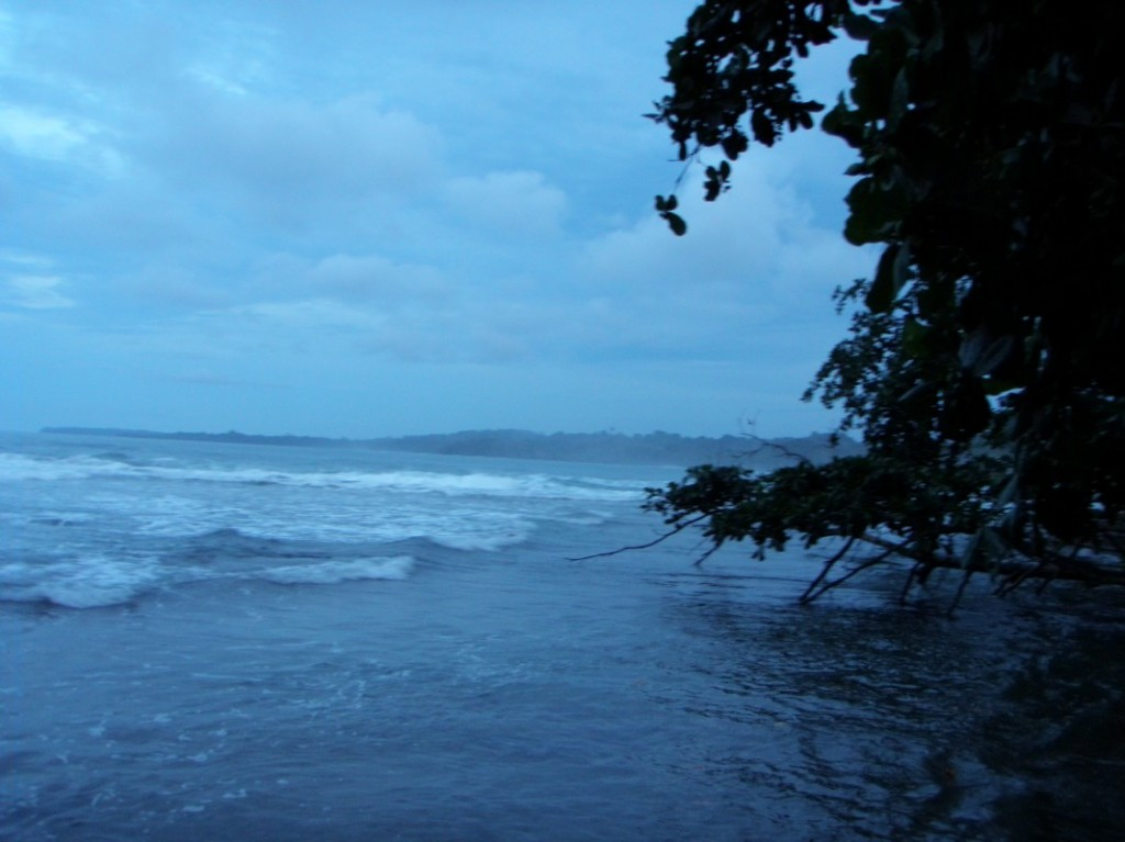 coast of puerto viejo